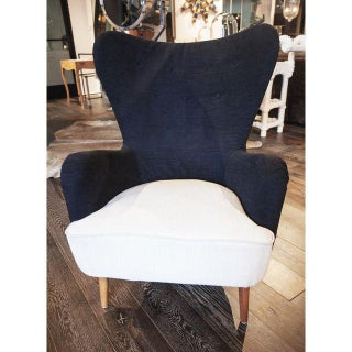 Chenille Club Chair Preview