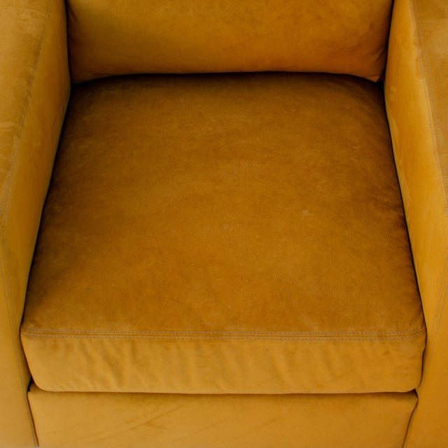 Jeffrey Bernett & Nicholas Dodziuk for Design Within Reach Armchairs - a Pair For Sale In Savannah - Image 6 of 10
