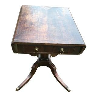 1950's Vintage Ferguson Drop Leaf Table For Sale
