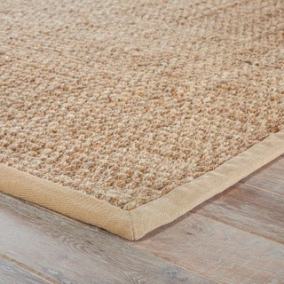 Jaipur Living Adesina Natural Solid Beige Area Rug - 9′ × 12′ Preview