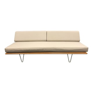 Modernica Chataqua Taupe Upholstered Case Study Day Bed