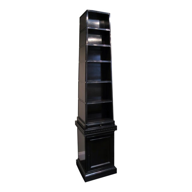 Pyramid Bookcase by Baker - Image 1 of 6