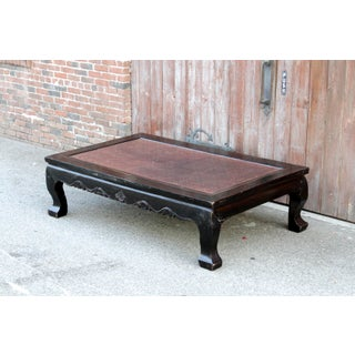 Antique Chinese Opium Table Preview