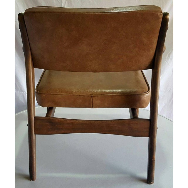 Mid-Century Modern Danish Style Chair - Image 4 of 4