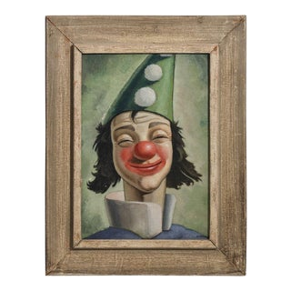 Clown Painting