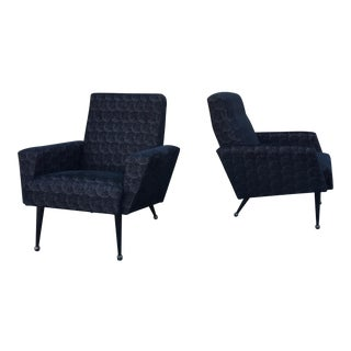 1950s Airborne Armchairs - A Pair
