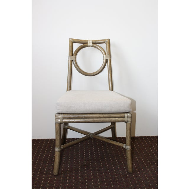 McGuire Thomas Pheasant Open Back Chair - Image 2 of 6