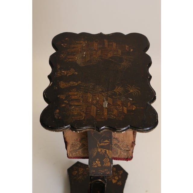 Victorian Sewing Box For Sale In New York - Image 6 of 7
