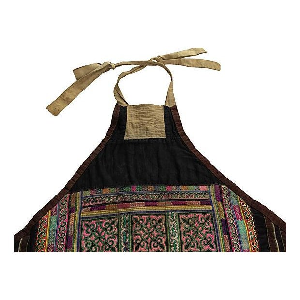 Asian Hill Tribe Costume Textile - Image 7 of 7