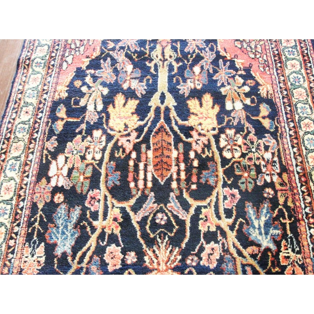 Antique Persian Bakhtiari Runner For Sale - Image 10 of 12