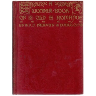 Wonder Book of Old Romance For Sale