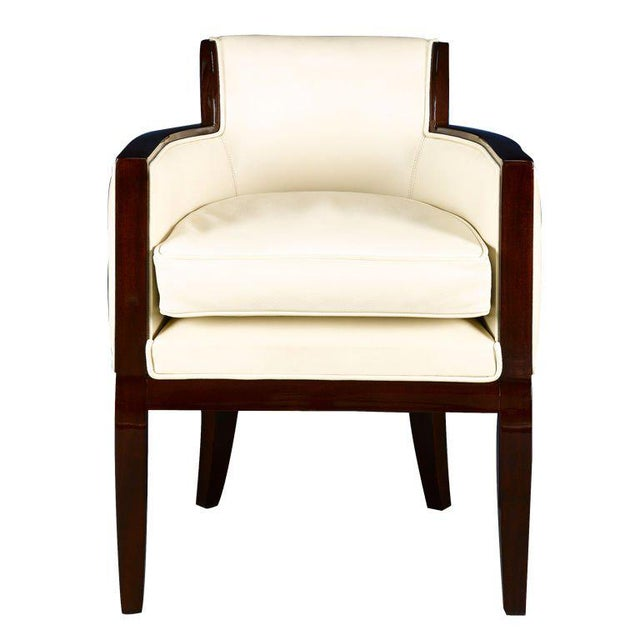 1930s 1930s Art Deco Armchair For Sale - Image 5 of 5