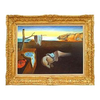 "Copy of Landscape Salvatore Dali ""Persistence of Memory"" For Sale"