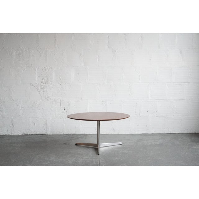 Mid 20th Century Mid 20th Century Modern Arne Jacobsen Coffee Table For Sale - Image 5 of 5