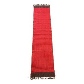 Vintage Woven Naga Throw For Sale