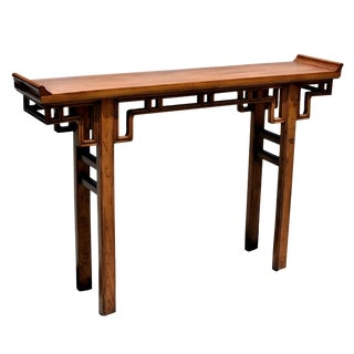 Chinese Double Sided Altar Table For Sale