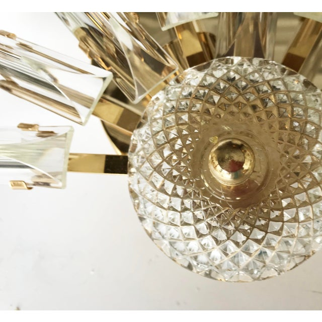 Vintage Stilkronen Crystals Sconces - A Pair - Image 3 of 5