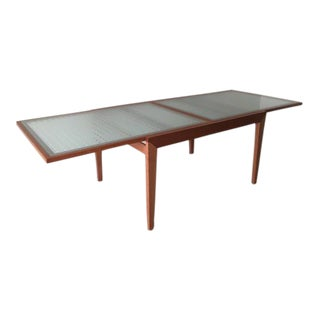 Calligaris Bon Ton Extendable Dining Table For Sale