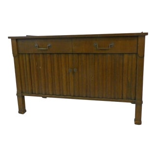 Mission Style Traditional Credenza For Sale
