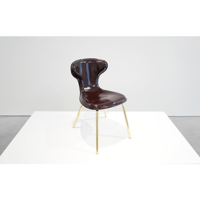 Egmont Arens, Fiberglass Chair, C. 1950 - 1959 For Sale In Los Angeles - Image 6 of 8