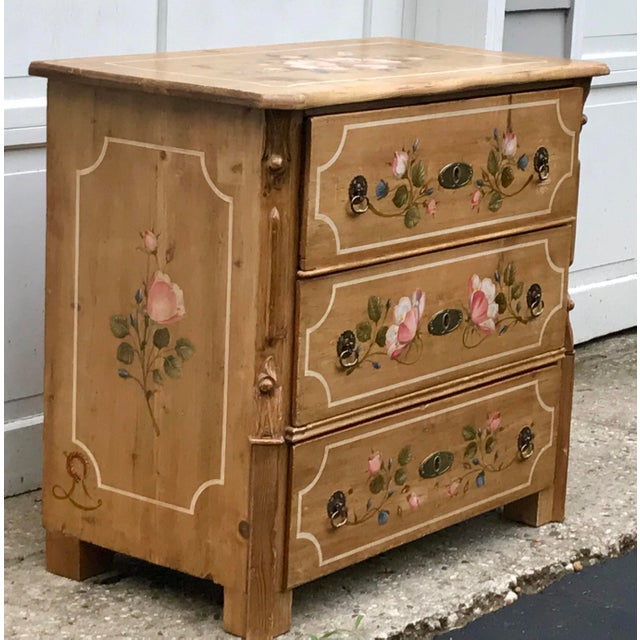 I've been around antiques long enough to know that this is a very special chest. My guess is that it's Dutch or Swedish...