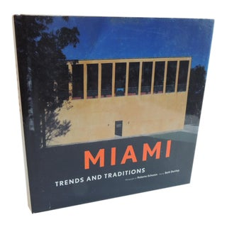 Miami Trends and Traditions Book For Sale