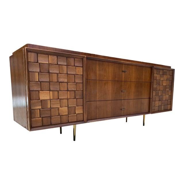 John Stuart Mid-Century Modern Sideboard For Sale