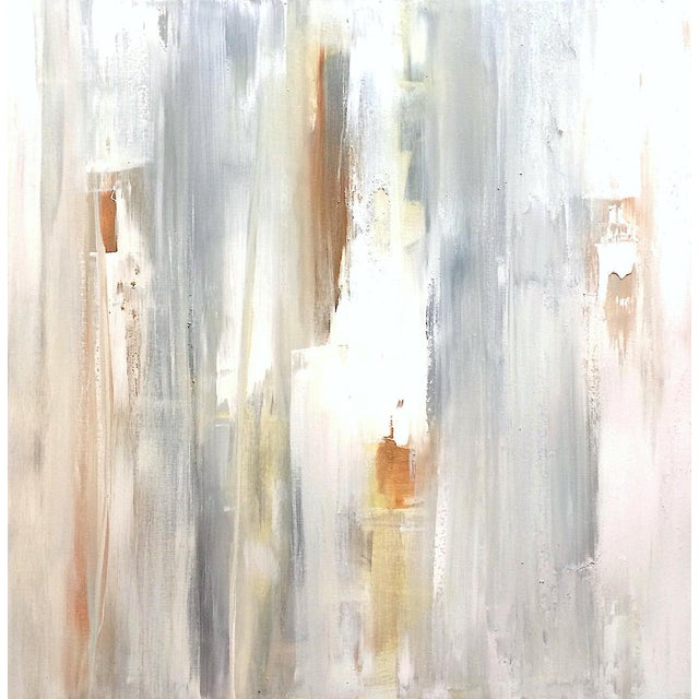 'GHOST RANCH' Original Abstract Painting by Linnea Heide - Image 1 of 8