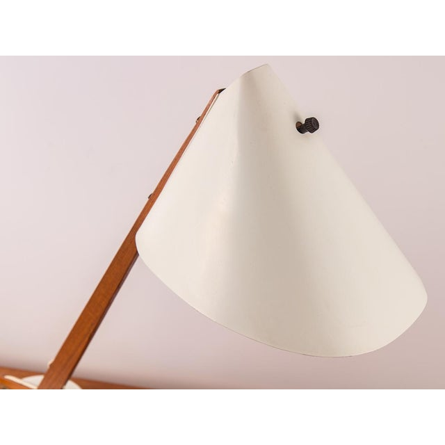 Contemporary Hans Agne Jakobsson Model B-54 Lamp for Markaryd For Sale - Image 3 of 12