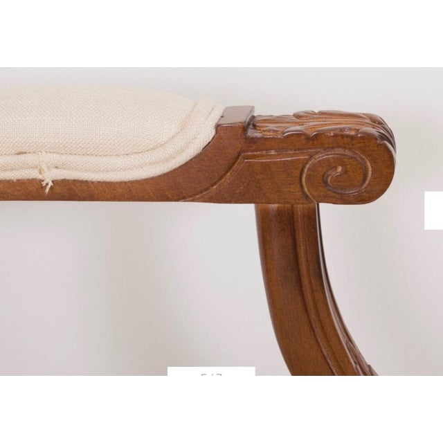 Cesar Seda Italian Hand-Crafted Dining Chairs - Set of 8 - Image 6 of 7