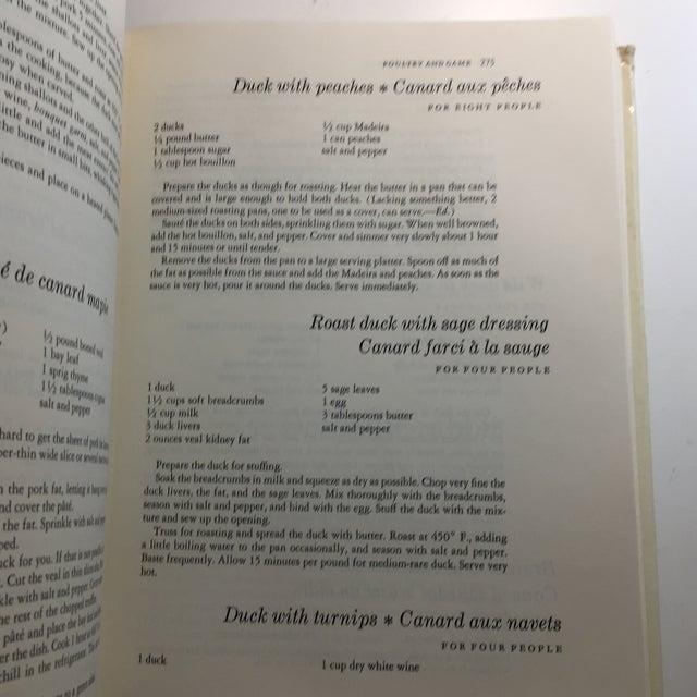Paper 1964 La Cuisine De France Countess De Toulouse-Lautrec Book For Sale - Image 7 of 13