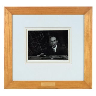 Photograph of Architect Eldridge Spencer by Ansel Adams For Sale