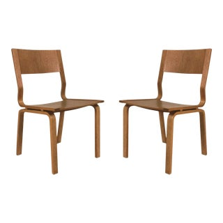 1960s Vintage Arne JacobsenSaint Catherines Chairs - A Pair For Sale
