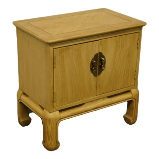 Lane Furniture Asian Style Nightstand For Sale