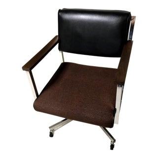 Vintage EckAdams Corp 1970's Office Chair