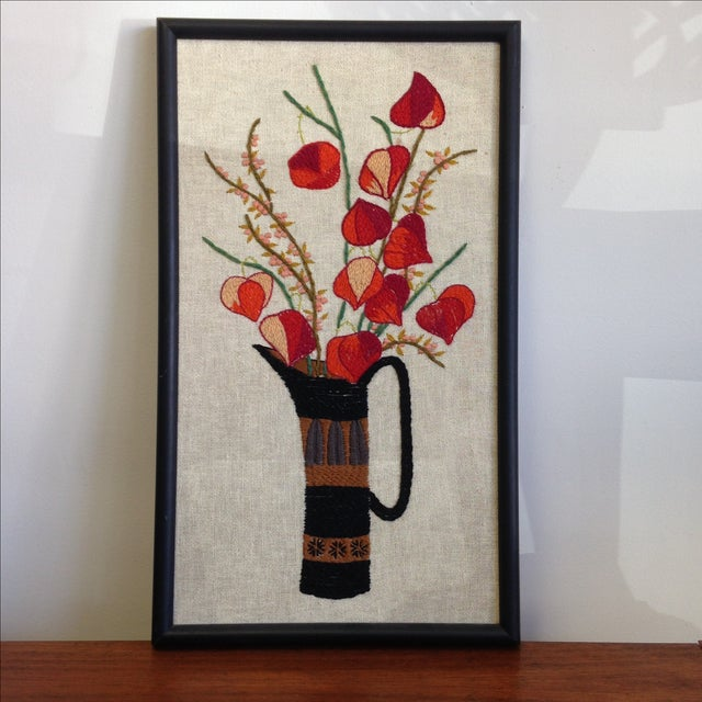 Flowers in a Vase Wall Art - Image 2 of 7