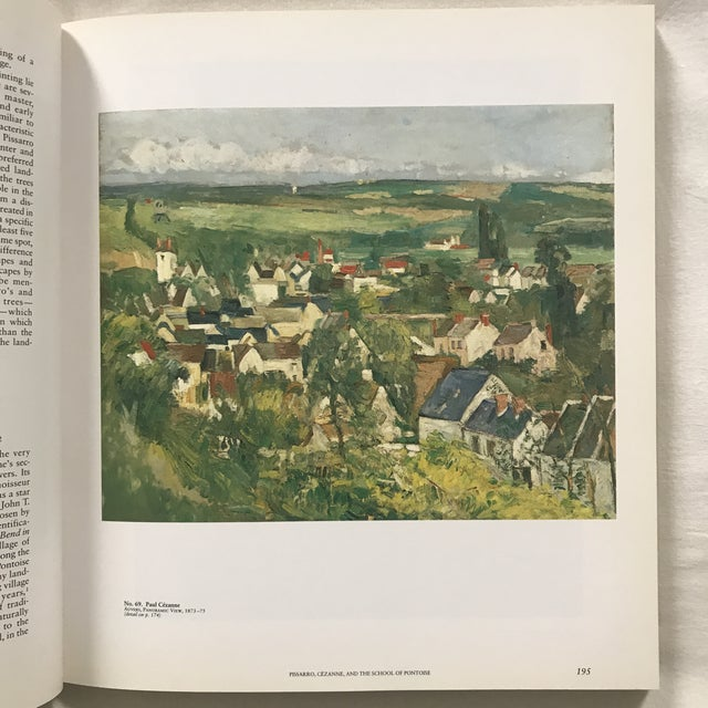 """1984 """"Day in the Country"""" French Impressionism Museum Exhibition Book For Sale - Image 4 of 5"""