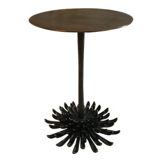 Arteriors Solid Brass Ronan Table