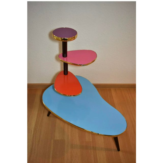 Vintage German Plant Stand For Sale - Image 12 of 12