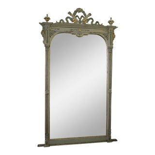 20th Century French Style Floor Mirror