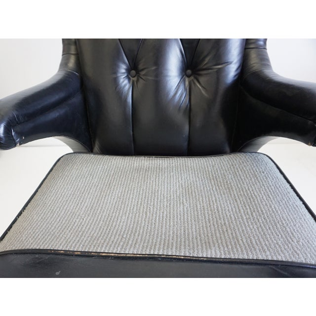 Modern Monteverdi-Young Tufted Office Chair For Sale - Image 3 of 11