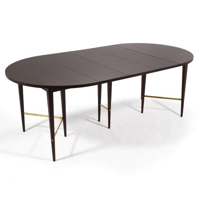 1950s Paul McCobb Extension Dining Table by Calvin For Sale - Image 5 of 11