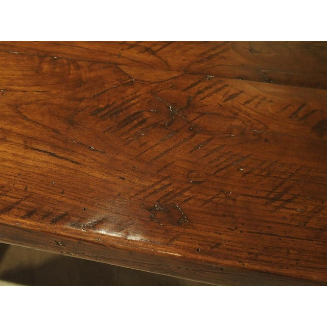Antique Italy, 19th Century Oak Dining Table For Sale - Image 4 of 11