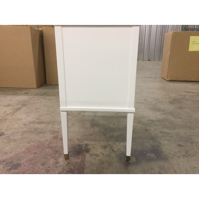 Malibu Loft Concave Side Chest For Sale - Image 4 of 6