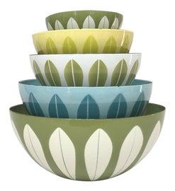 Image of Danish Modern Serving Bowls