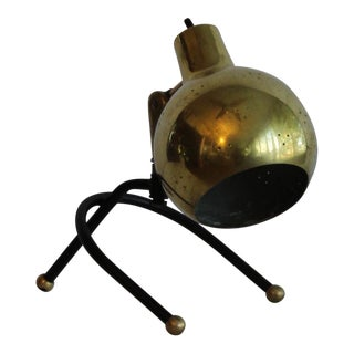 Gerald Thurston Style Spider Lamp For Sale