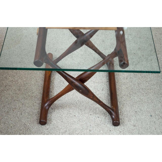 Poul Hundevad Rosewood Side Tables - A Pair - Image 6 of 8