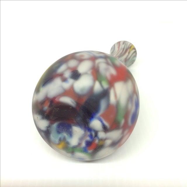 Dino Martin Avem Murano Glass Tutti Frutti Vase For Sale In Dallas - Image 6 of 6