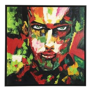 Male Portrait For Sale