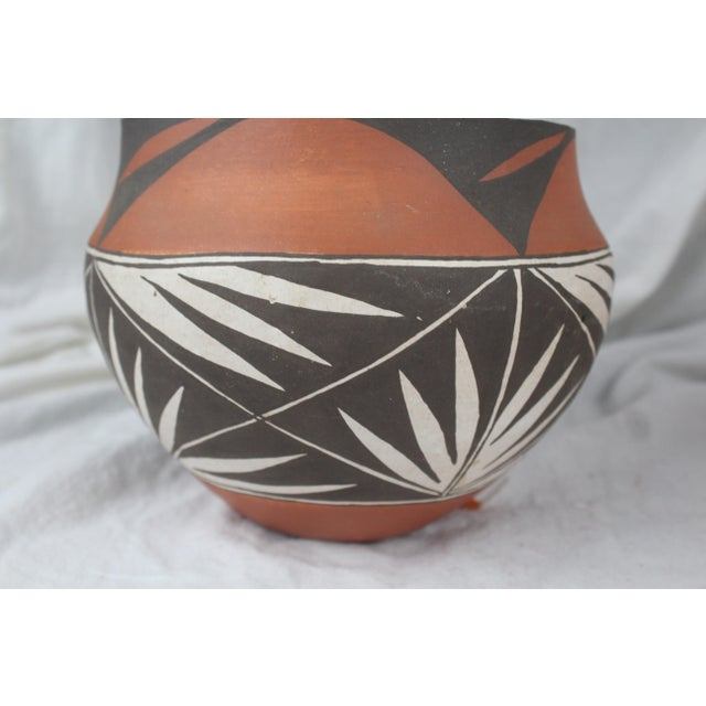 Mid 20th Century Vintage Mid-Century Acoma Pot For Sale - Image 5 of 7